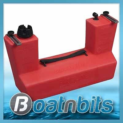 Outboard Marine Fuel tank universal fit 6 USGallons NEW