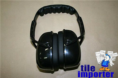 Class 5 Armourwear Folding Ear Muffs - New - AS/NZS 1270 Approved