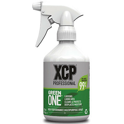 XCP Green One 99% Bio-Based High Performance Multipurpose 500ml Trigger Spray