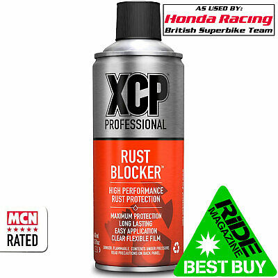 XCP Rust Blocker High Performance Corrosion Protection 400ml Spray Aerosol