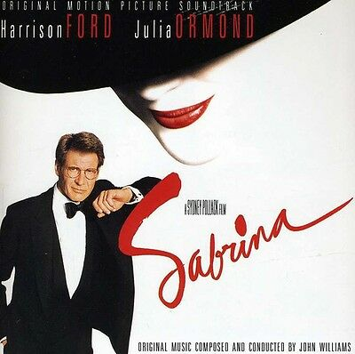 John Williams - Sabrina (Original Soundtrack) [New CD]