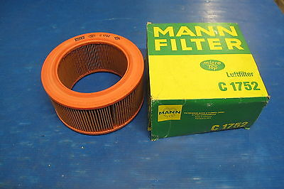 Filtre à air Mann Filter pour: Volvo: 140, 240