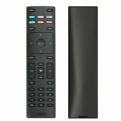 VIZIO Replacement Remote XRT500 for Smart TV APP MGO with QWERTY keyboard
