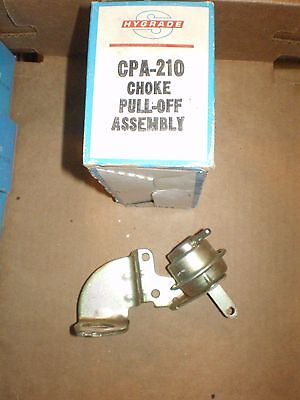 Nors 1979-80 Chevrolet Gmc Truck  Rochester 2Bbl Carburetor Choke Pull Off