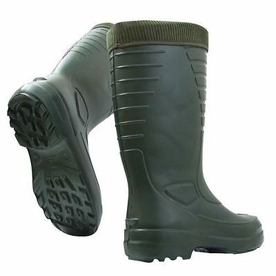 Rovex Arctic Thermal Boots, Removable liner, Lightweight Wellies *Sizes 6-12*