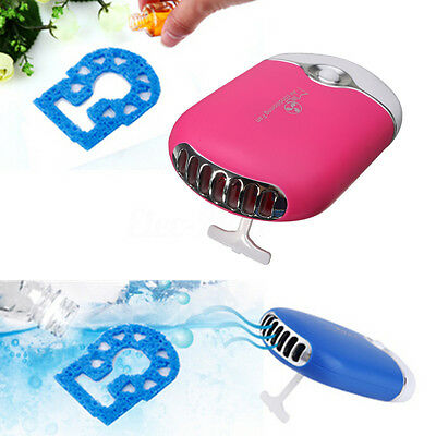 Pocket Portable Handheld USB Mini Air Conditioner Refrigeration Cooling Fan
