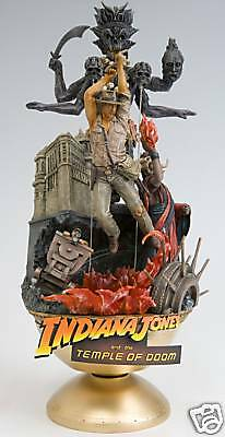 Indiana Jones and the Temple of Doom Theatre Kotobukiya