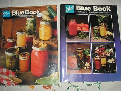 2 Ball Blue Book Canning Books
