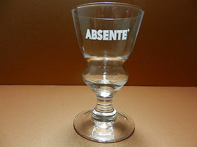 Absente Anise Liqueur Footed Glass