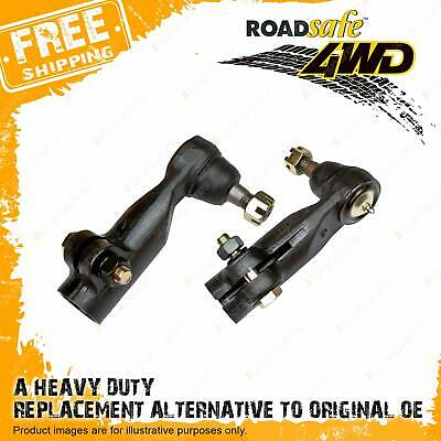 Roadsafe 2 Outer Tie Rod Ends For Nissan Patrol GU3-on 1/2003-ON