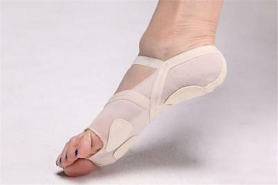 FULL LENGTH Foot Thong Dance Paws Lyrical Ballet Toe Undies Forefoot Shoes S - L