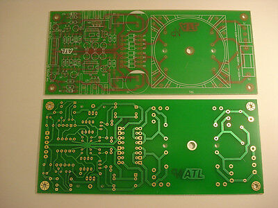 PCB for modified Sulzer regulator - v.2