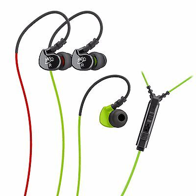 MEE audio (MEElectronics) S6P Sports Earphone w/ Carrying Case (Bulk Packaging)