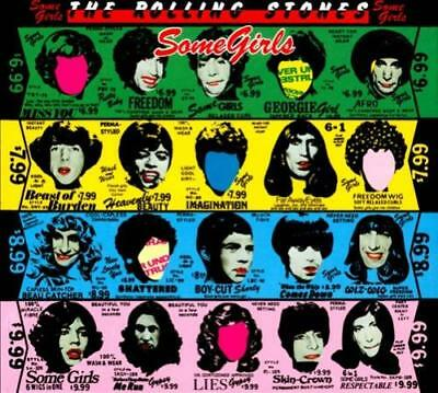 The Rolling Stones - Some Girls [Deluxe Edition] [Digipak] Used - Very Good Cd