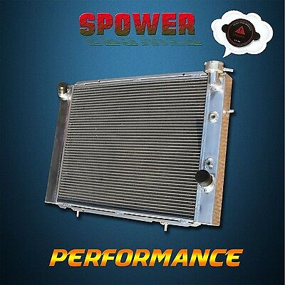 3 ROW Aluminum Radiator For Holden Commodore VB VC VH VK V6 6Cyl AT MT 1979-1986