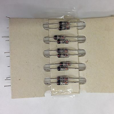 AA133 Telefunken lot de 10 diodes germanium