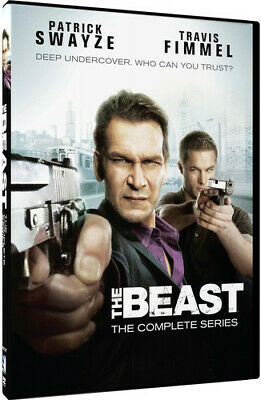 Beast: The Complete Series - 2 DISC SET (2016, DVD NEW)