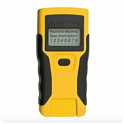 Klein Digital LCD Electrical Wire Cable Wiring Network Tester Hand Tool VDV LAN