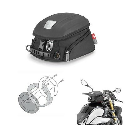 TANKLOCK TANK BAG GIVI BF09 FLANGE MT505 + DUCATI  Monster 1100 Evo 2011
