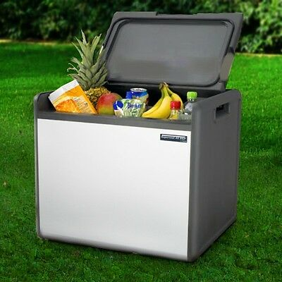 Electric Cool Box Portable Fridge Camping & Hiking Refrigerator Tristar Ice Box