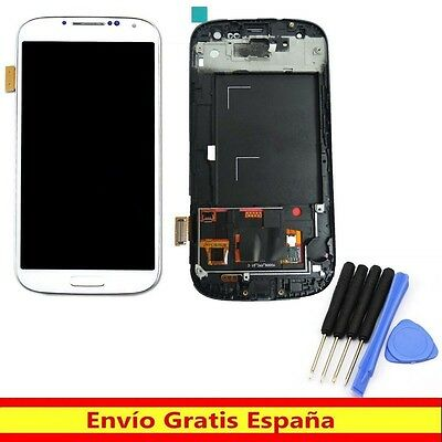 Blanco Pantalla LCD Display Completa Touch Screen Para Samsung Galaxy S3 i9300