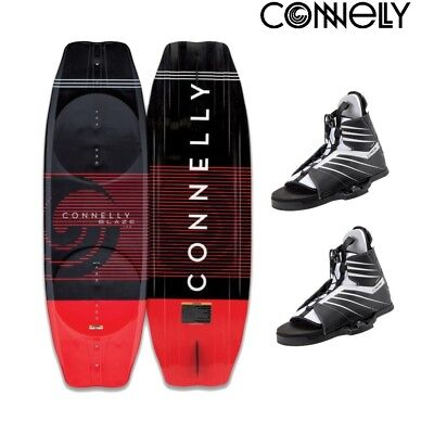 CONNELLY BLAZE 140 Wakeboard Package HALE Wakeboard Bindung