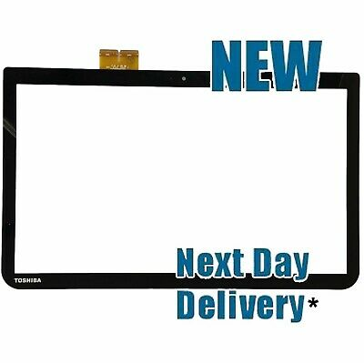 "15.6"" Toshiba U50T-A-109 C55T-A5123 C55DT-A Laptop Digitizer Touch Screen Glass"