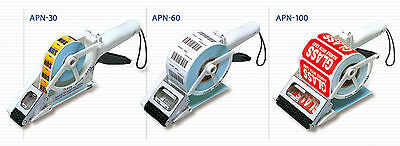 New Handheld Label Applicator Towa Apn-60 Formely Known As Ap65-60