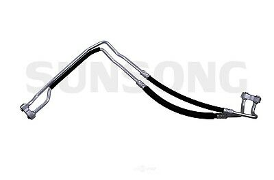 Engine Oil Cooler Hose Assembly Sunsong North America 5801246