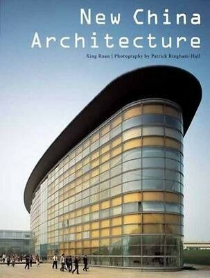 New China Architecture by Xing Ruan Paperback Book (English)