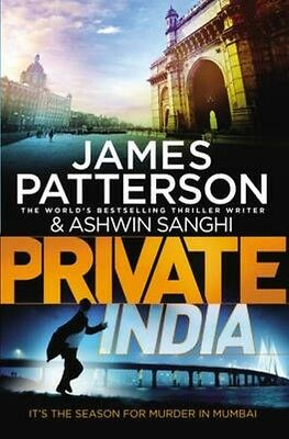 Private India by James Patterson Paperback Book