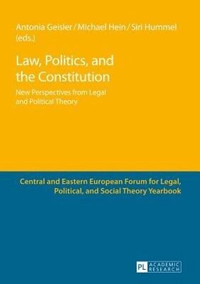 Law, Politics, and the Constitution by Paperback Book (English)