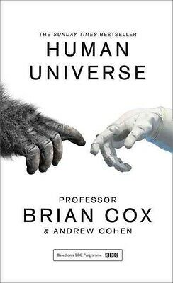 Human Universe by Brian Cox Paperback Book (English)