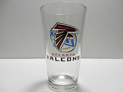 Atlanta Falcons NFL Football Miller Liter Pint Beer Glass