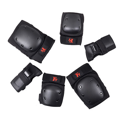 Professional Adult Tactical Protection Knee Elbow Pad Set Guard for Skateboard
