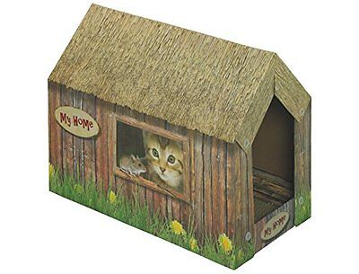 Nobby 71993 Cat House Cardboard Pet Supplies New