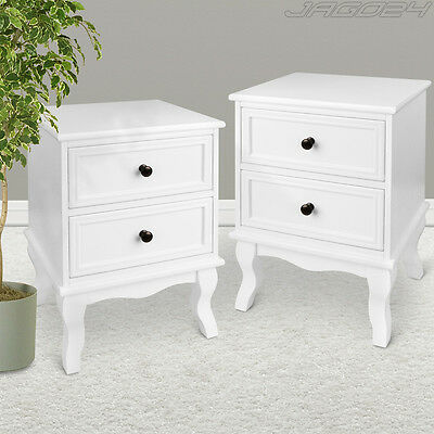 meuble de chevet blanc 1 tiroir 1 tag re table de chevet blanc table de nu eur 38 24. Black Bedroom Furniture Sets. Home Design Ideas