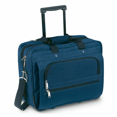 Wheeled Cabin Laptop Business Suitcase Briefcase Pilot Trolley Case Travel Bag