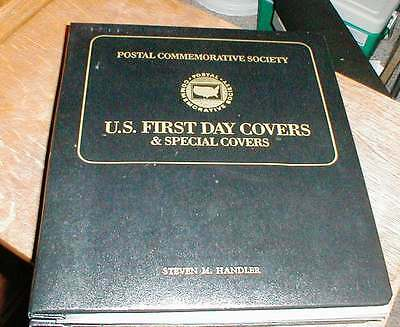 Lot-21 Postal Commemorative Society U.S First Day Covers in Album