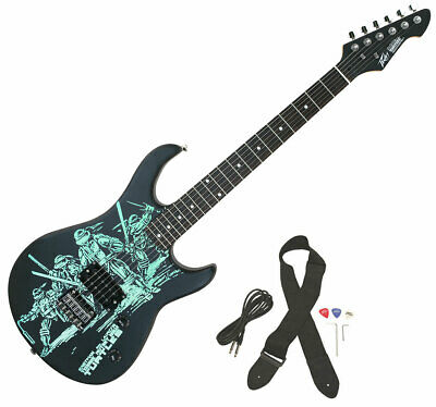 Peavey Teenage Mutant Ninja Turtles TMNT Eastman / Laird Electric Guitar (SDCC)