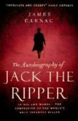 Autobiography of Jack the Ripper by James Carnac Paperback Book (English)