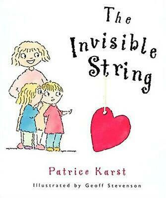 The Invisible String by Patrice Karst Hardcover Book (English)