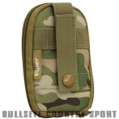Viper Tactical Airsoft Covert Dump Bag Molle Compatible Mag Pouch Army