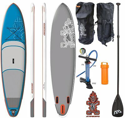 """STARBOARD Astro Drive Zen 10'5"""" iSUP inflatable Stand Up Paddle Surfboard 2016"""