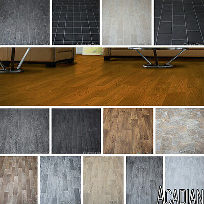2M! High Quality Vinyl Flooring, Woods - Stone and Tile Designs. NEW Lino!!!