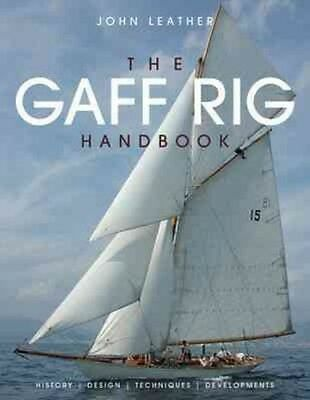 Gaff Rig Handbook by John Leather Paperback Book