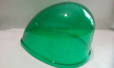 Teardrop Replacement Green Lens For Svp,sho-Me, 1166 Style