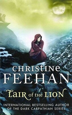 Lair of the Lion by Christine Feehan Paperback Book (English)