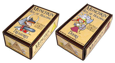Munchkin: Boxes of Holding - Doors and Traps SJG 5518