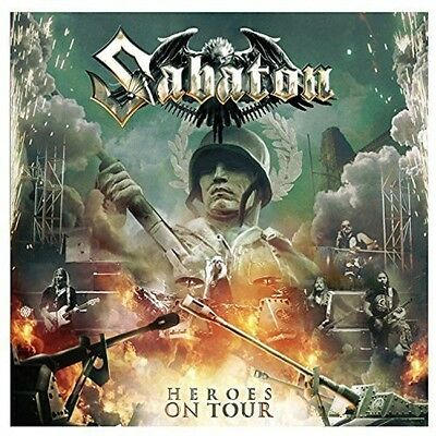 Sabaton - Heroes on Tour [New CD] With DVD, Deluxe Edition